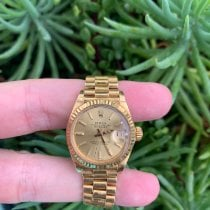 Rolex 6917 Yellow gold 1982 Lady-Datejust 26mm pre-owned United States of America, California, Los Angeles