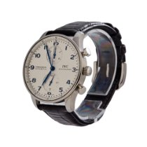 IWC Portuguese Chronograph IW371446 2012 pre-owned