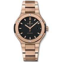 Hublot Classic Fusion 45, 42, 38, 33 mm 568.OX.1180.OX New Rose gold 38mm Automatic
