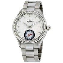 Alpina Horological Smartwatch AL-285STD3CD6B new