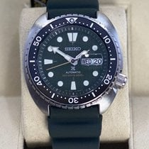 Seiko Steel 45mm Automatic SRPE05 new