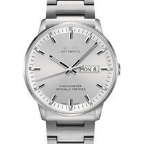 Mido Steel 40mm Automatic M021.431.11.031.00 new