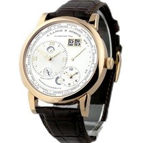 A. Lange & Söhne 116.032 Lange 1 Timezone Mens Mechanical in...