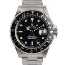 Rolex GMT Master I, with Black (or Pepsi) Insert, Ref: 16700