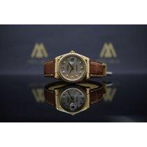 Rolex Datejust Жёлтое золото 36mm Перламутровый