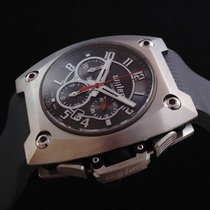 Wyler Limited Edition Incaflex Steel & Titanium Carbon Fiber