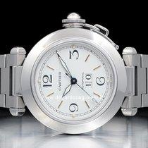 Cartier Pasha C Big Date  Watch  W31044M7/2475