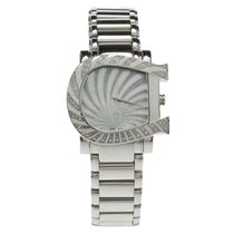 Aigner Mother of Pearl Genua Due Women's Wristwatch 35MM