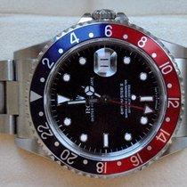 Rolex [SERVICE+near-NOS] GMT-Master II -PEPSI- 1991