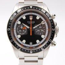 Tudor Heritage Chrono Black 70330N