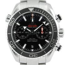 4b354179978 Omega Seamaster Planet Ocean Chronograph Aço - Todos os preços de ...