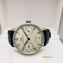 IWC Portuguese Automatic, 7 Days. 2014 Full