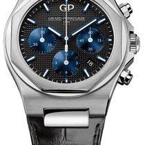 Girard Perregaux Laureato Steel 42mm Black United States of America, New York, Airmont