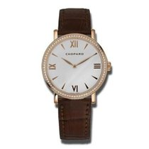 Chopard Classic Rose gold 35mm White Roman numerals United States of America, New York, New York