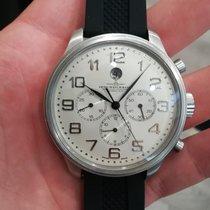 Zeno-Watch Basel Stål 47,5mm Automatisk Zeno-Watch Basel OS Pilot Chronograph 2025 brukt
