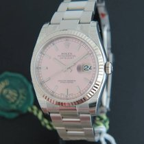Rolex Datejust 116234 NEW Pink Dial