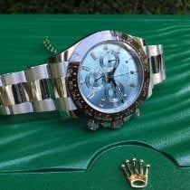 Rolex Daytona pre-owned 40mm Platinum