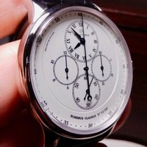 Jaquet-Droz White gold 43mm Automatic J007634202 pre-owned