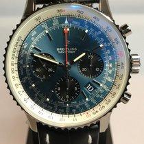 Breitling Navitimer 1 B01 Chronograph 43 Stahl 43mm Blau Keine Ziffern Schweiz, Muttenz (near Basel)