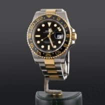 Rolex GMT-Master II 116713LN pre-owned