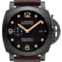 Panerai PAM 00661 Carbon 2018 Luminor Marina 1950 3 Days Automatic 44mm new United States of America, New York, New York