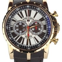 Roger Dubuis Excalibur Rose gold 45mm Silver United States of America, Illinois, BUFFALO GROVE