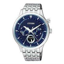 Citizen Steel Quartz AP1050-56L new