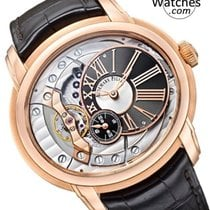Audemars Piguet Millenary 4101 Rose gold 47mmmm Transparent Roman numerals United States of America, Florida, Sunny Isles Beach