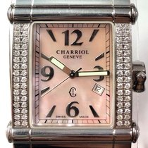 Charriol pre-owned Automatic 25mm Sapphire Glass