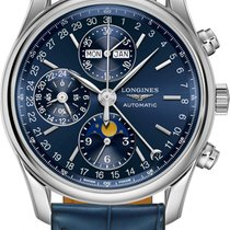 Longines Steel 40mm Automatic L2.673.4.92.0 L26734920 new United States of America, New York, Airmont