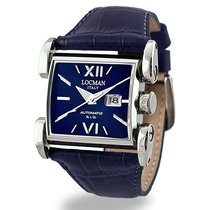 Locman Latin Lover Titanium 47mm Blue