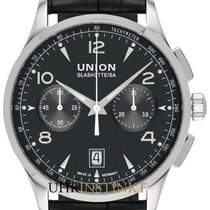 Union Glashütte Steel 42mm Automatic D008.427.16.057.00 new
