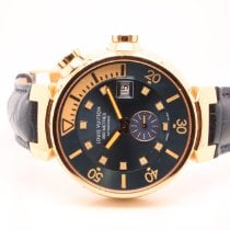 Louis Vuitton Rose gold Automatic Q103E pre-owned United States of America, Pennsylvania, Uniontown