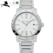 Bulgari Bulgari Steel 41mm White
