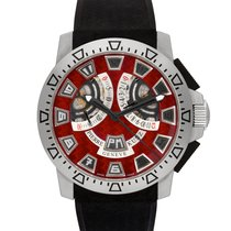 Pierre Kunz pre-owned Automatic 45mm Red