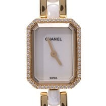 Chanel Yellow gold 15mm Quartz H2435 pre-owned