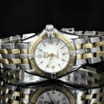 Breitling Callistino Or/Acier Nacre France, TOULOUSE