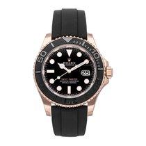 Rolex Yacht-Master 40 116655 Meget god Rosa guld 40mm Automatisk