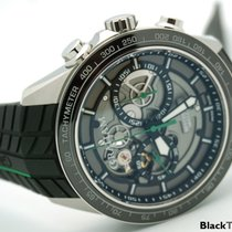 Graham Silverstone RS Skeleton Green Limited Edition