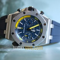 Audemars Piguet Royal Oak Diver Chronograph Blue