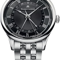Maurice Lacroix Masterpiece Cinq Aiguilles neu Automatik Uhr mit Original-Box und Original-Papieren MP6507-SS002-31