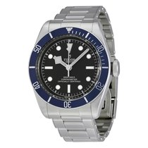 Tudor Men's 79230B Heritage Black Bay