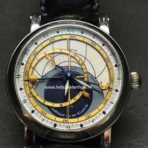 Christiaan v.d. Klaauw Platinum 40mm Automatic Astrolabium pre-owned