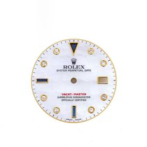 Rolex Yacht - Master Mother of Pearl Diamond Dial