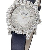 Chopard L'Heure Du Diamant 18K White Gold & Diamonds...