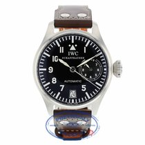 IWC Big Pilot Steel 46mm Black Arabic numerals United States of America, California, Beverly Hills
