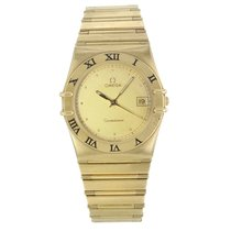 Omega Constellation  18K Yellow Gold Men's Automatic Watch...