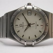 Omega Constellation Stainless Steel Mens Quartz Watch 1512.30...