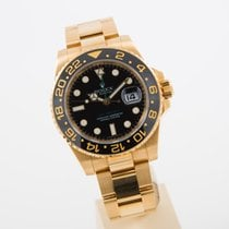 Rolex GMT Master II 116718LN box and papers LC100