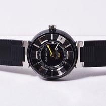 Louis Vuitton Tambour GMT Q113K
